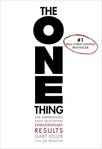 one thing book review