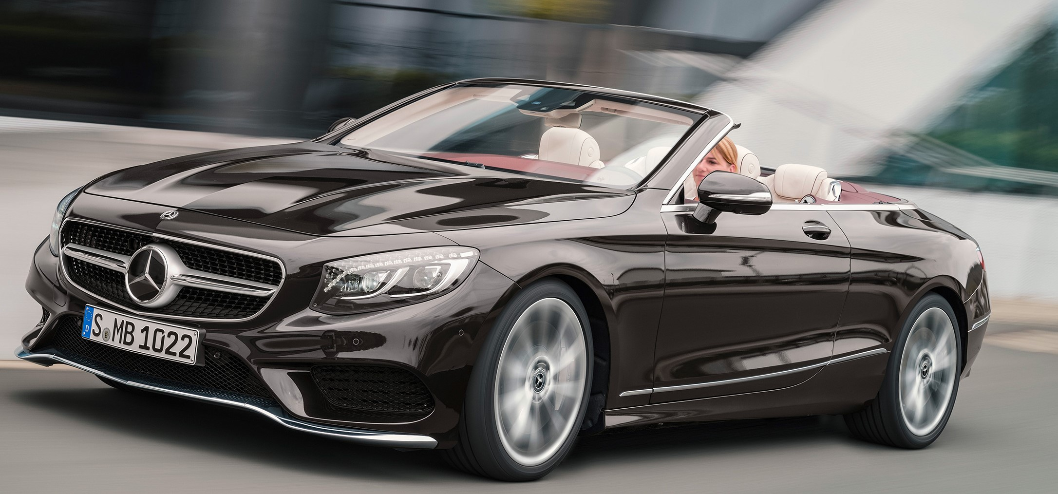 AMG S-CLASS CABRIOLET