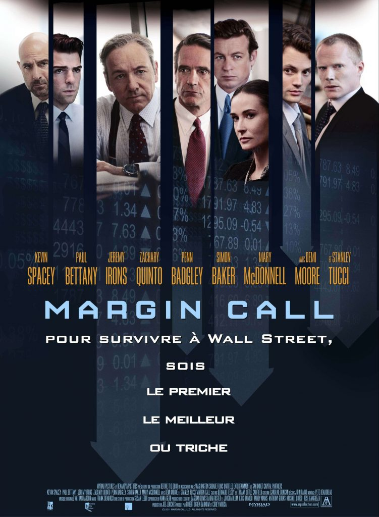 Movies About Stock Market: margin call