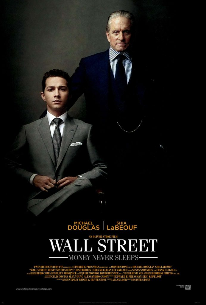 Movies About Stock Market: wall street