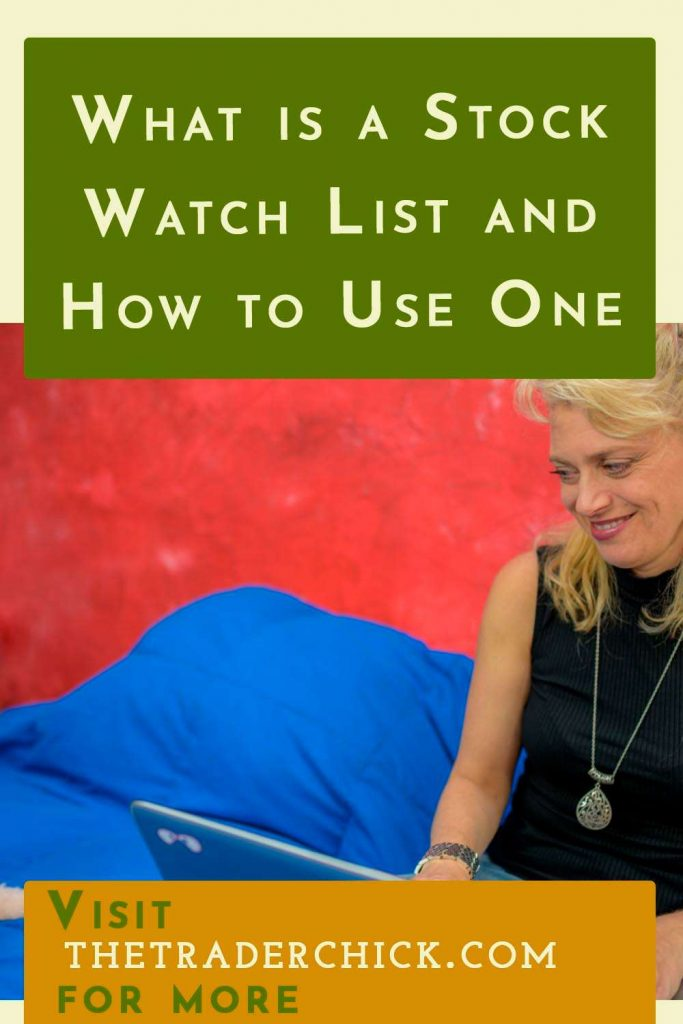 What is a Stock Watch List and How to Use One