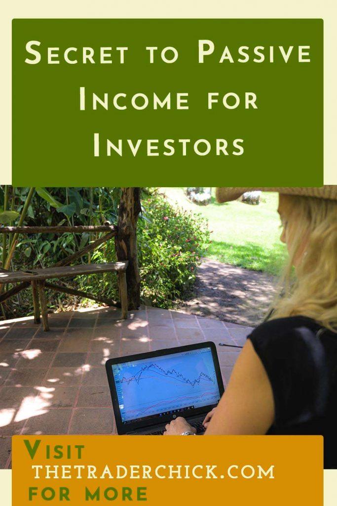 Secret to Passive Income for Investors - Dividends