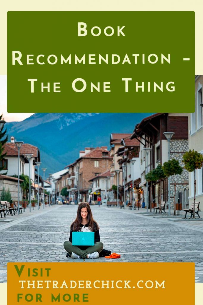 Book Recommendation - The One Thing