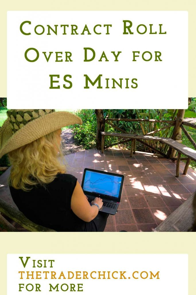 Contract Roll Over Day for ES Minis