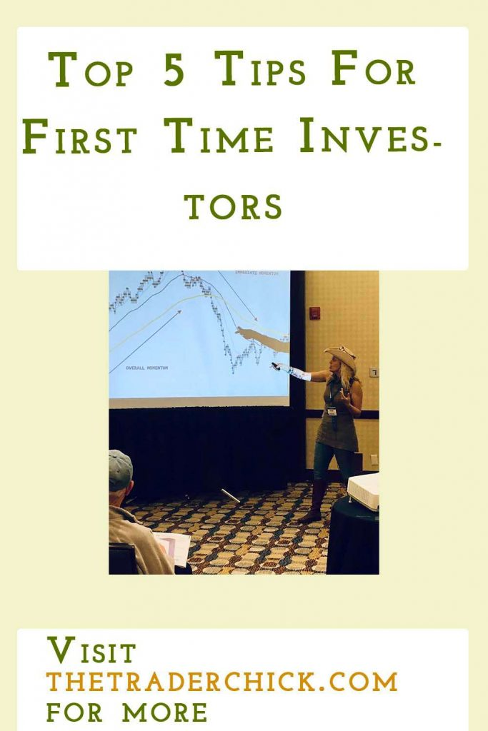 First Time Investors