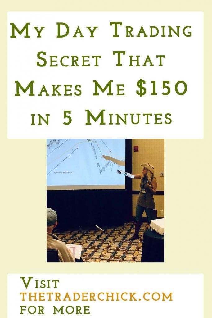 day trading secret