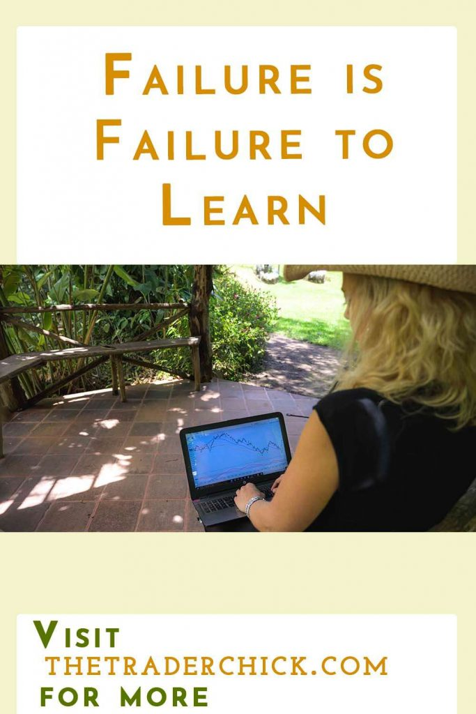 Failure to Learn day trading