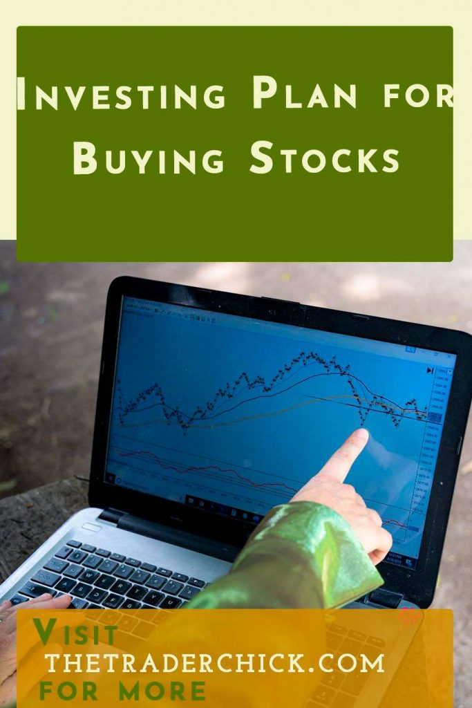 Investing Plan for Buying Stocks
