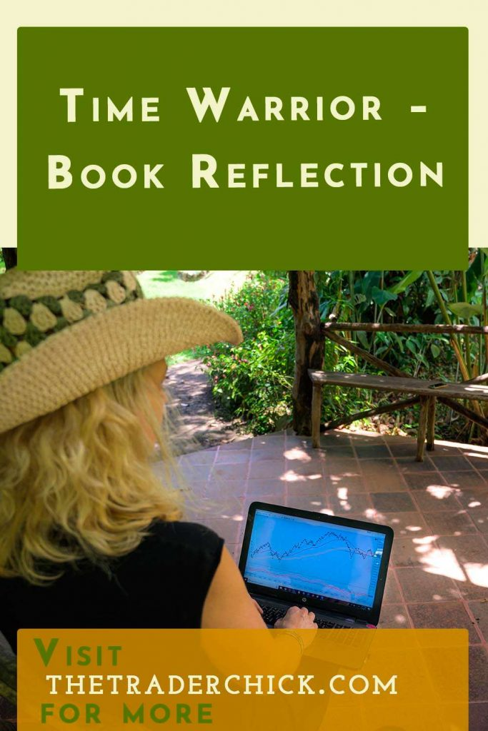 Time Warrior - Book Reflection