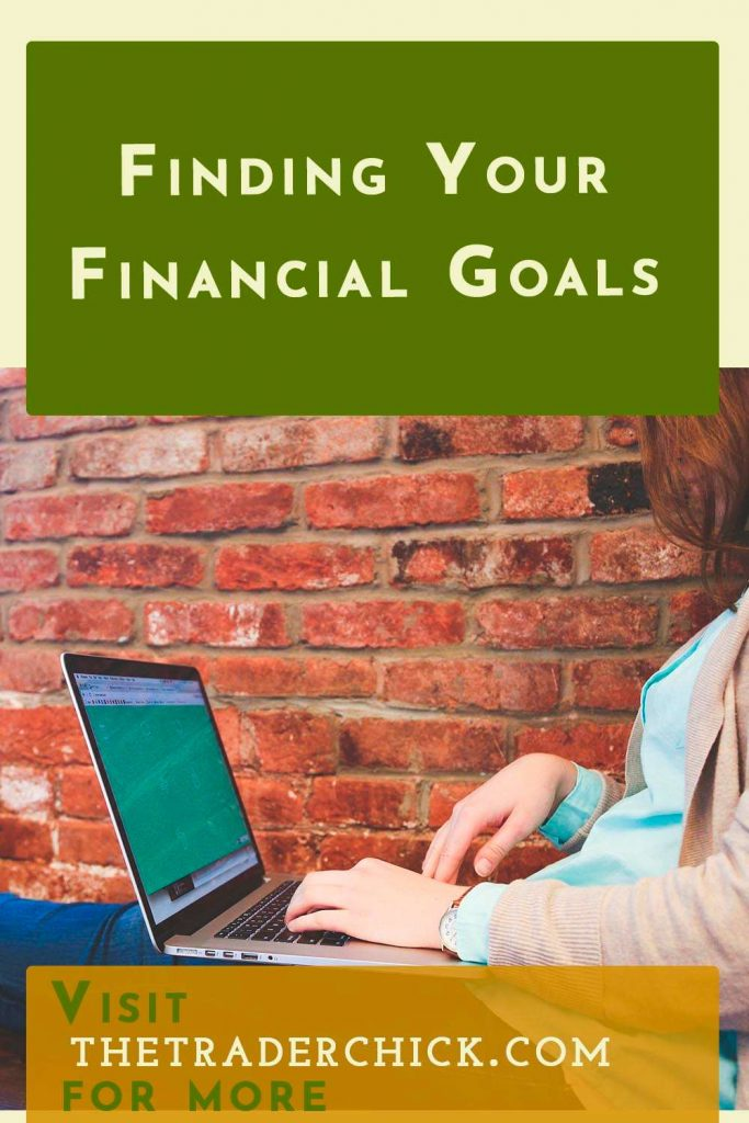 Finding Your Financial Goals