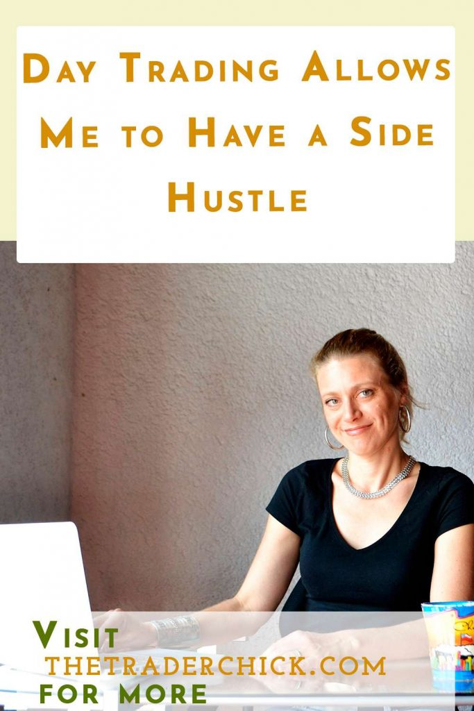 Day Trading Allows Me to Have a Side Hustle - Creating and Organizing a TEDx Event!