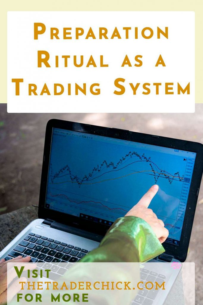 Preparation Ritual as a Trading System